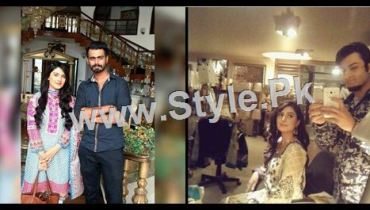See Ayeza Khan's upcoming drama is POSHAK