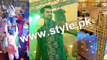 See Complete Wedding pictures of Anchor Mukkaram Kaleem