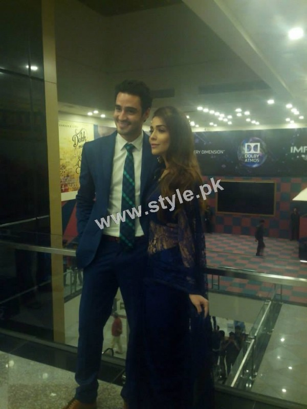 Dekh Magar Pyar se Lahore premiere (9)