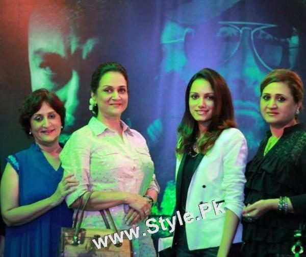 Family Pictures of Senior Pakistani Celebrities (5)