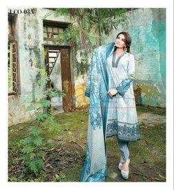 Lala Textiles Midsummer Collection 2015 Volume 1 For Women0011