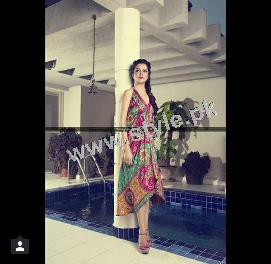Latest Photoshoot of Maria Wasti (3)