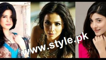 See Pakistani Celebrities who are Shia