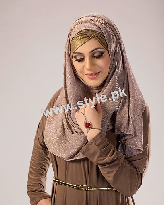 Pakistani Celebrities who wear Hijab 8