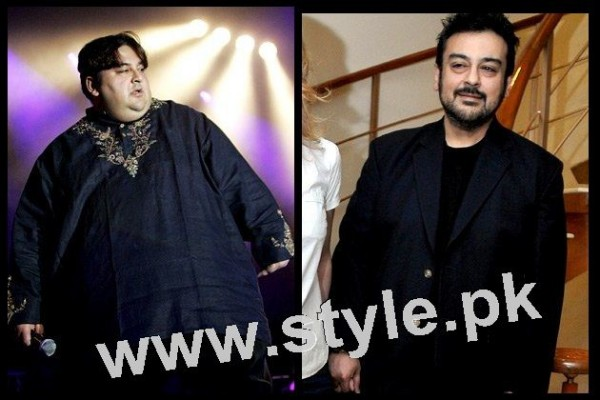Pakistani celebrities who lost weight after coming in showbiz 1