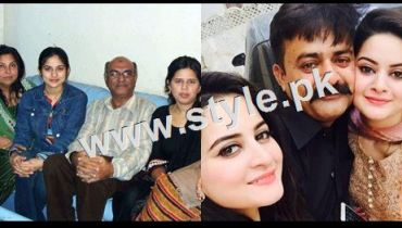 See Pictures of Pakistani celebrities with their fathers