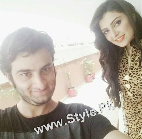 Recent Clicks of Ayeza Khan (2)