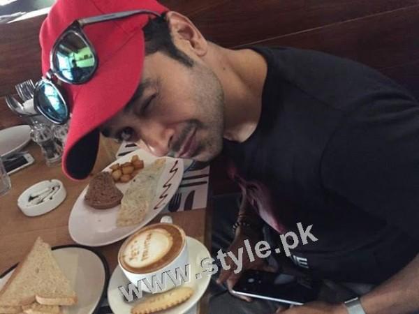 See Special Breakfast of Fahad Mustafa and Faisal Qureshi