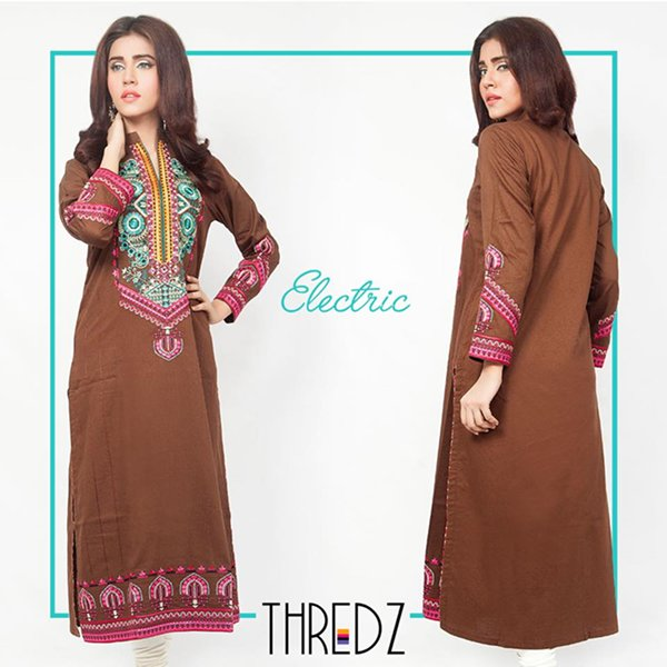 Thredz Stitched Lawn Collection 2015 Volume 2 For Women0011