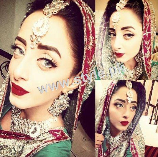 Unmarried Celebrities stunned in Bridal looks 6