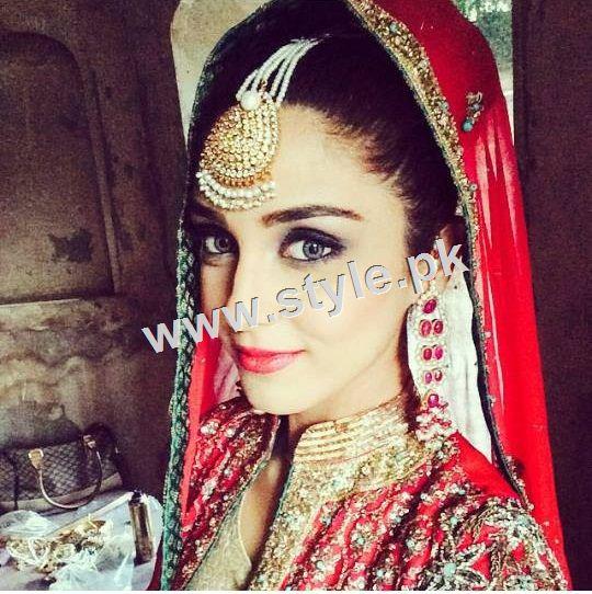 Unmarried Celebrities stunned in Bridal looks 9
