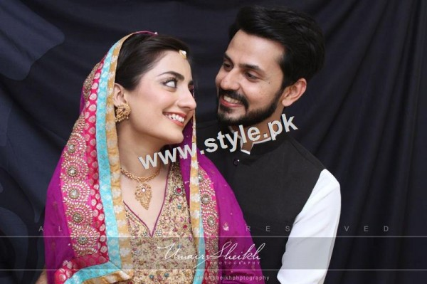 Wedding Pictures of Famous Pakistani Celebrities 13