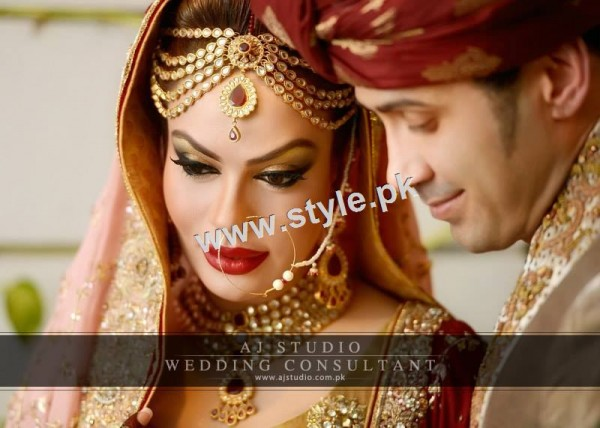 Wedding Pictures of Famous Pakistani Celebrities 18
