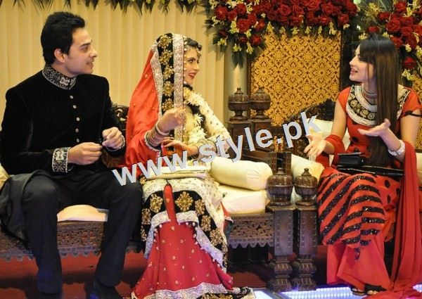 Wedding Pictures of Famous Pakistani Celebrities 20