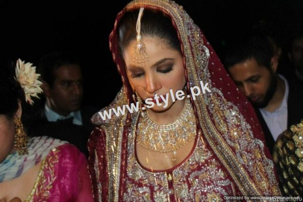 Wedding Pictures of famous Pakistani Singers 10