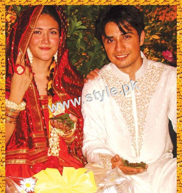 Wedding Pictures of famous Pakistani Singers