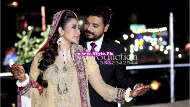 See Actress Pari Hashmi on her Walima