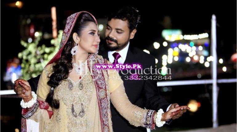 See Actress Pari Hashmi on her Walima