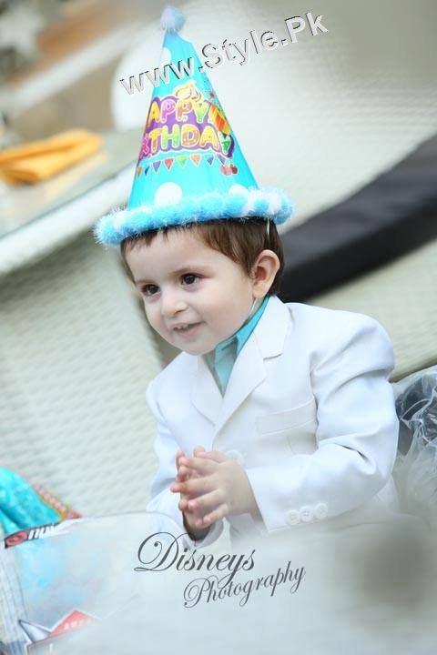 Birthday Celebrations of Fatima Effendi and Kanwar Arsalan's son (16)