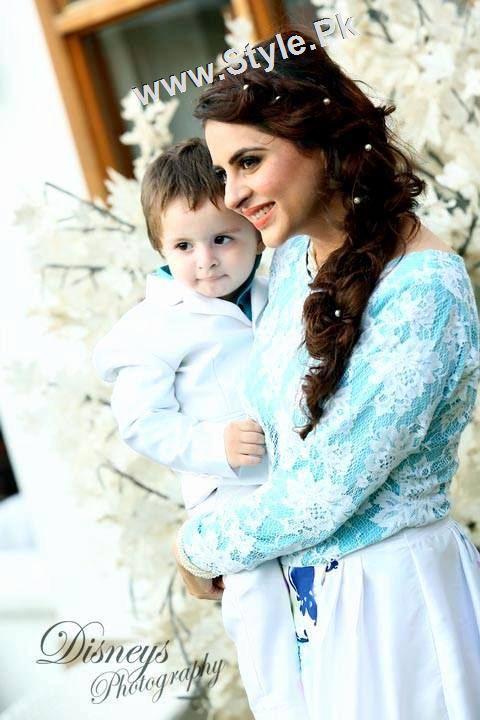 Birthday Celebrations of Fatima Effendi and Kanwar Arsalan's son (17)