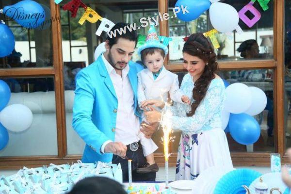 Birthday Celebrations of Fatima Effendi and Kanwar Arsalan's son (2)