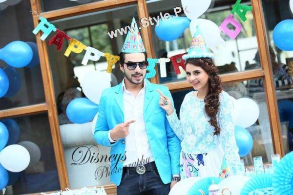Birthday Celebrations of Fatima Effendi and Kanwar Arsalan's son (6)