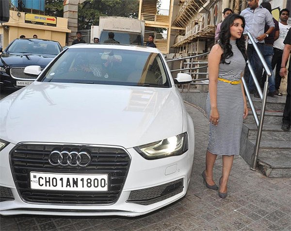 Bollywood Actresses And Their Car Obsession006