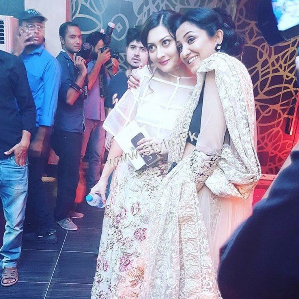 Celebrities at Lahore Premiere of Manto (10)