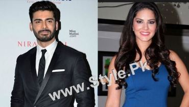 "See Fawad Khan going to work with Sunny Leone in ""Ae Dil Hai Mushkil"""