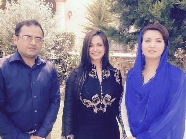 Film Star Noor Bukhari has started hosting Samaa k Mehmaan (2)