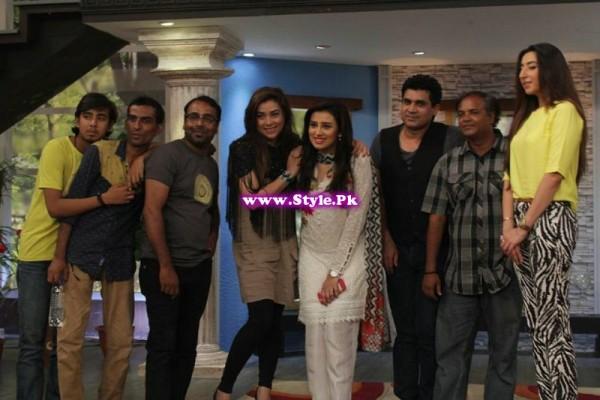 Komal Rizvi insulted Geo Kahani's morning show (4)