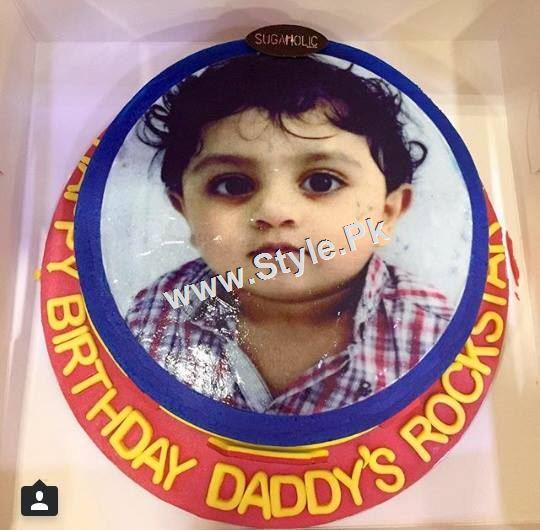 Mathira Celebrating her son's first Birthday (6)