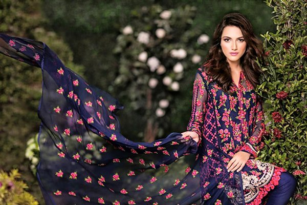 Mina Hasan Midsummer Collection 2015 By Shariq Textiles993