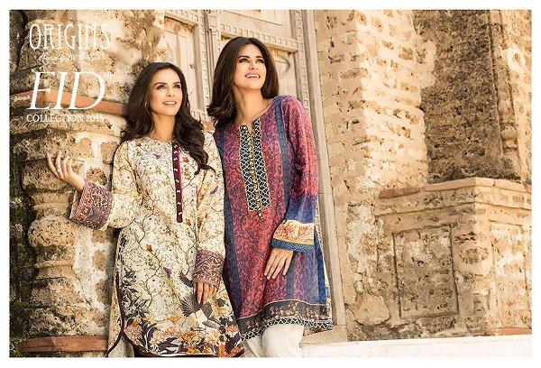 Origins Eid Ul Azha Collection 2015 For Women001
