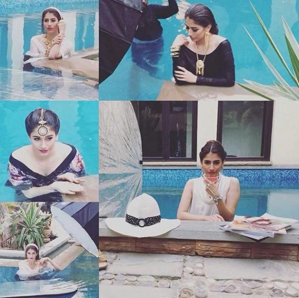 Syra Yousuf's  Photo Shoot for Petro (2)