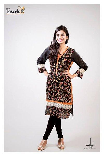 Tassels Eid Ul Azha Collection 2015 For Women003