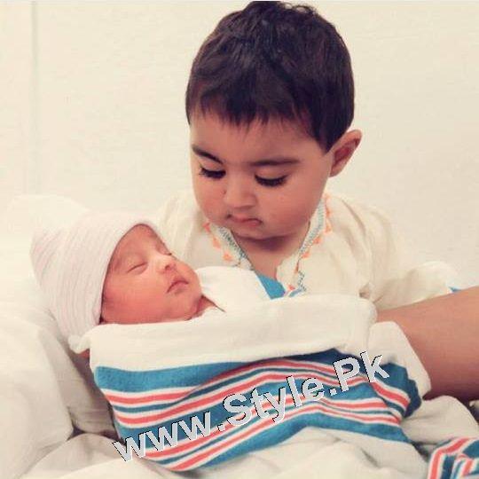Veena Malik and Asad Bashir's Family Pictures (3)