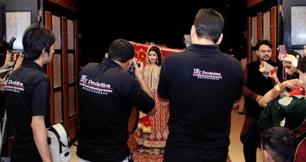 Wedding Pictures of Actress Pari Hashmi (2)