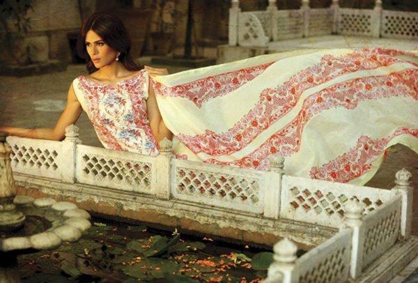 Deeba Print Collection 2015 By Shariq Textiles