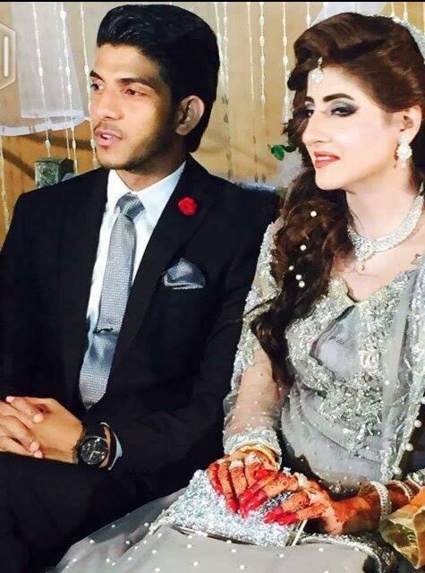 See Mohsin Abbas got married