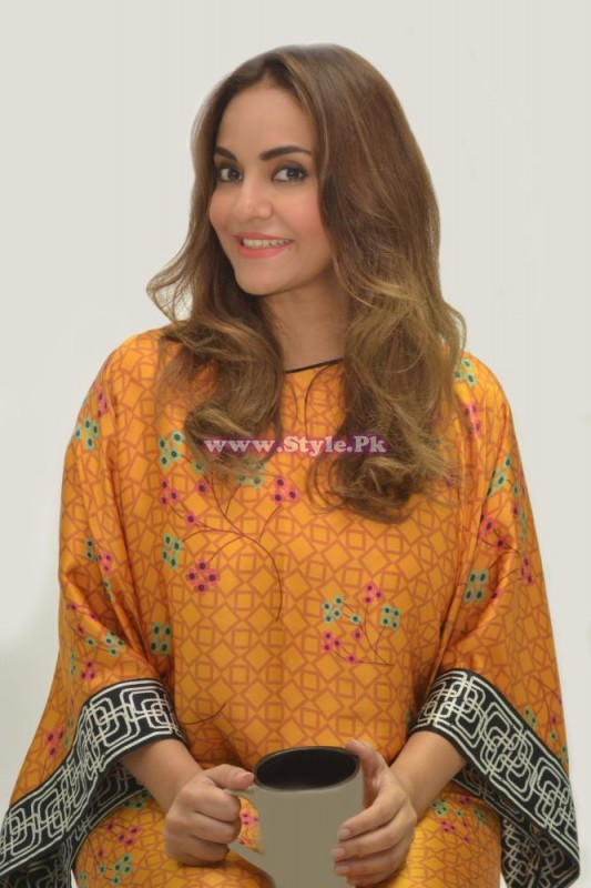 Nadia Khan With Her New Looks