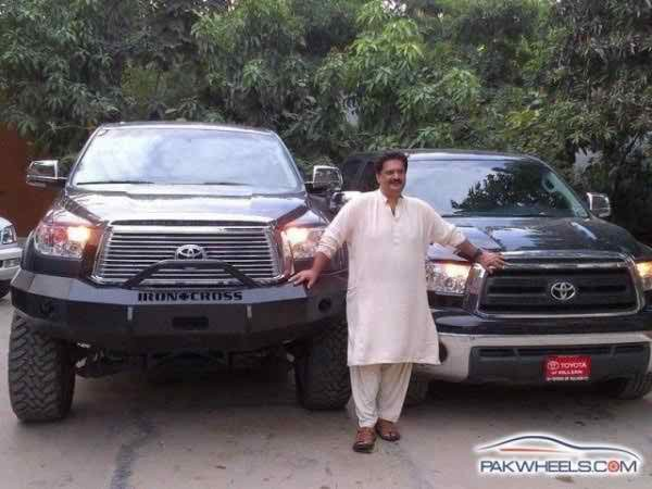 Pakistani Politicians And Their Expensive Cars0010