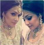 Ayeza khan bride photos