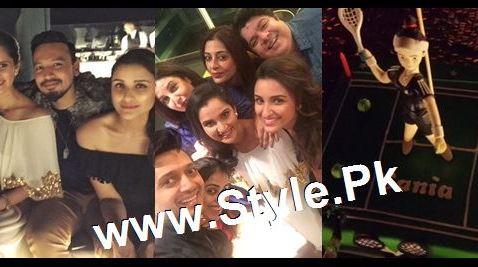 See Birthday Celebration pictures of Sania Mirza