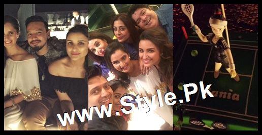 Birthday Celebration pictures of Sania Mirza (9)