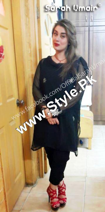 Birthday Celebrations of Actress Sarah Umair (2)
