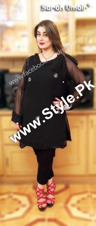Birthday Celebrations of Actress Sarah Umair (3)