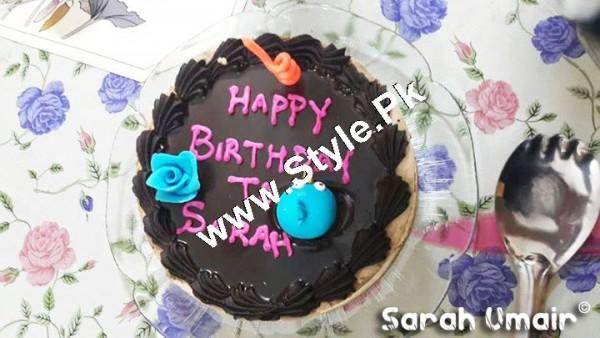 Birthday Celebrations of Actress Sarah Umair (5)
