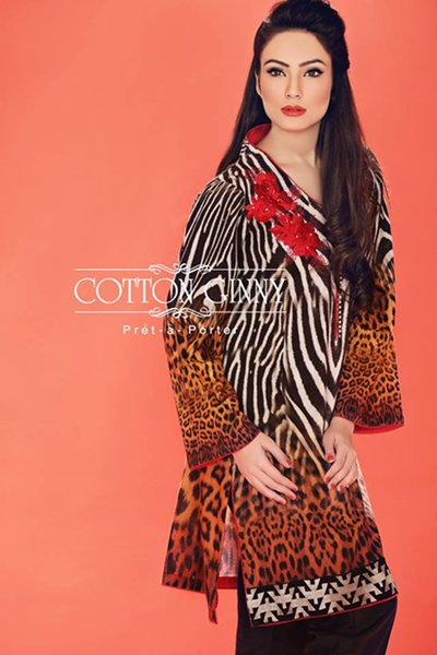 Cotton Ginny Winter Collection 2015 For Women002