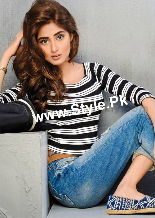 Hot looks of Sajal Ali for a Magazine (3)